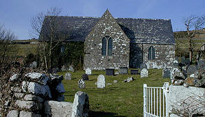 St Aelrhiw's Church