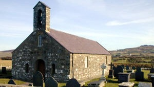 St Maelrhys' Church